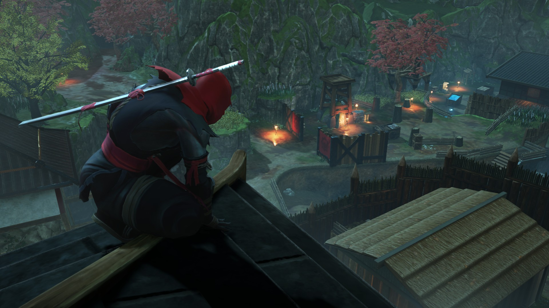 Aragami 2 is coming to Xbox Game Pass & First Extended Look at Gameplay - Lince Works